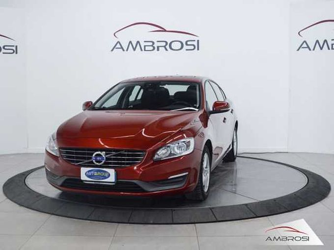 Volvo S60 II D3 Geartronic Kinetic